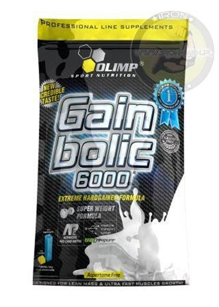GAIN BOLIC 6000 1000 gr folia zip