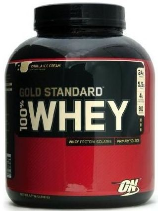 OPTIMUM NUTRITION 100% Whey Gold Standard 2350 gram