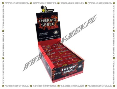 THERMO SPEED EXTREME MEGA CAPS Blister'a 30 kapsułek