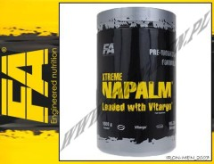 FA NUTRITION Xtreme Napalm Loaded + Vitargo 1000 gram