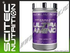 SCITEC Isolate Amino - 500 kaps