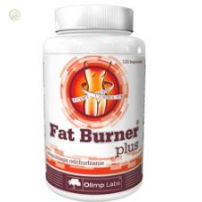 FAT BURNER PLUS 120 kapsułek.