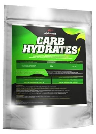 ALPHA MALE - CARB HYDRATES - 3000g