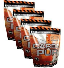 HITEC  Carbo Pur 4x1000 g
