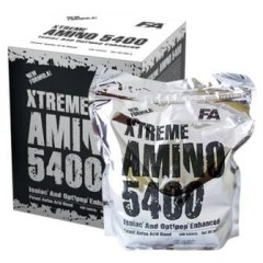 FITNESS AUTHORITY - EXTREME Amino 5400 - 400 kaps