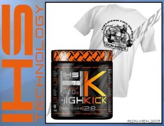 IHS HIGH KICK 420g DLA FIGHERÓW MMA +T-SHIRT