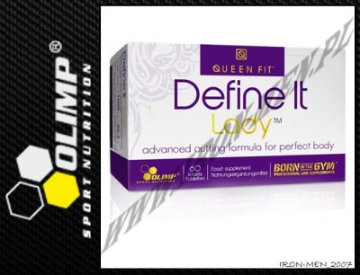 OLIMP DEFINE IT LADY 60tab