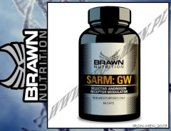 BRAWN NUTRITION BRAWN SARM GW 60 kaps x 10mg