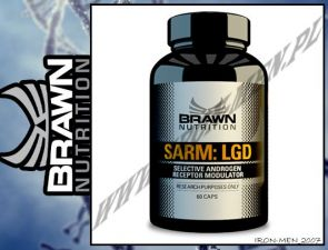 BRAWN NUTRITION BRAWN SARM LGD 60 kaps x 4mg