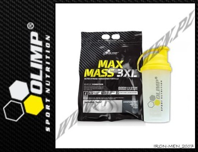 OLIMP MAXMASS 3XL 6000g+SZEJKER