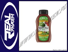 REAL PHARM SAUCE Tomato and Bazil 320ml