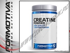 FORMOTIVA CREATINE POWDER 480g