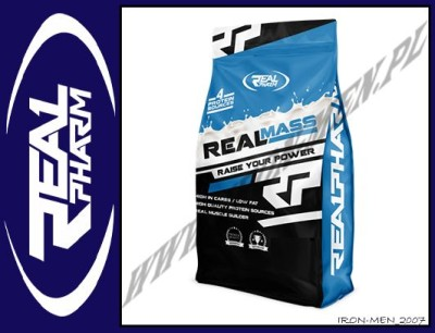 REAL PHARM REAL MASS 1000g