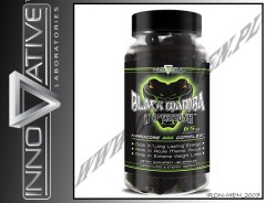 INNOVATIVE DIET LABS  BLACK MAMBA HYPERRUSH 90kap