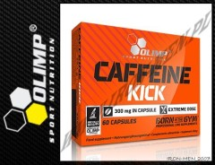 OLIMP CAFFEINE KICK 60kap 300mg/kap