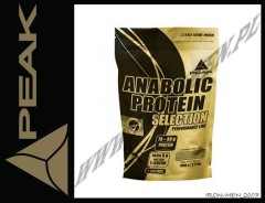 PEAK ANABOLIC PROTEIN SELECTION 1000g
