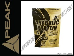 PEAK ANABOLIC PROTEIN SELECTION 500g