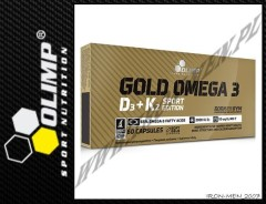 OLIMP GOLD VIT D3+K2 30kap