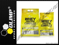 OLIMP WHEY PROTEIN COMPLEX 2270g+600g FREE