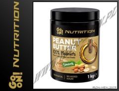 GO ON NUTRITION PEANUT BUTTER SMOOTH 1000g