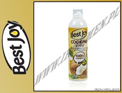 BEST JOY COCONUT OIL COOKING SPRAY 397g