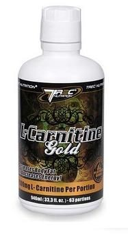 TREC L-Carnitine Gold 946 ml