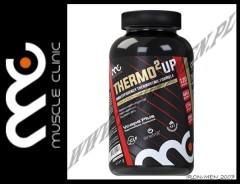 MUSCLE CLINIC Thermo²UP 120 kap