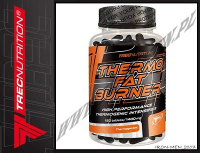 TREC THERMO FAT BURNER 120 tab.