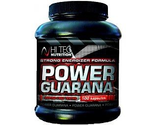 HI TEC Power Guarana 100 kap.