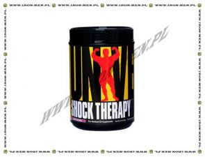 UNIVERSAL Shock Therapy 1000 g -50 porcji