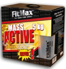 FitMax Mass Active 20 - 5000 g