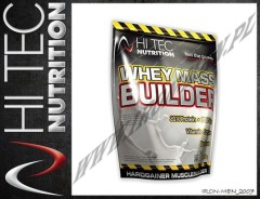 HI-TEC WHEY MASS BUILDER 3000g