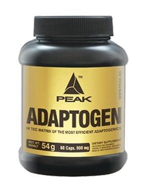 PEAK Adaptogen 60 kap
